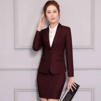 Đồng phục áo vest nữ công sở rẻ đẹp - 872416