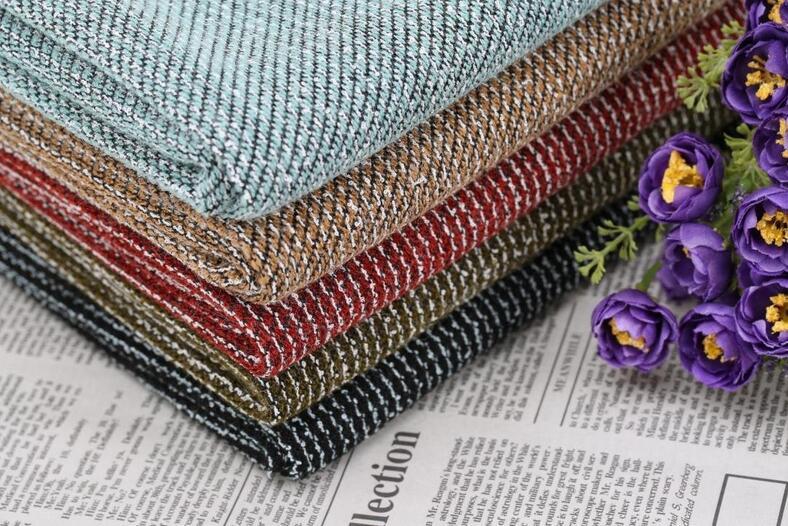 Vải len được dệt từ kiểu dệt interlock