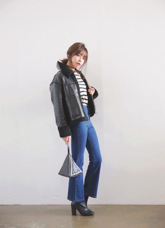 10 mẫu áo khoác thu đông đẹp nhất cho teen 20173