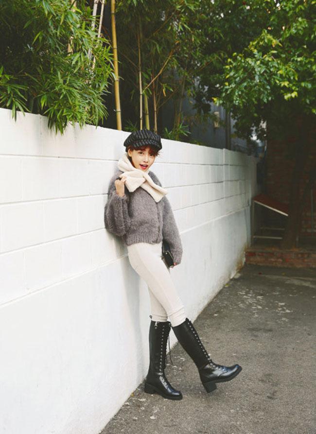 10 mẫu áo khoác thu đông đẹp nhất cho teen 20172
