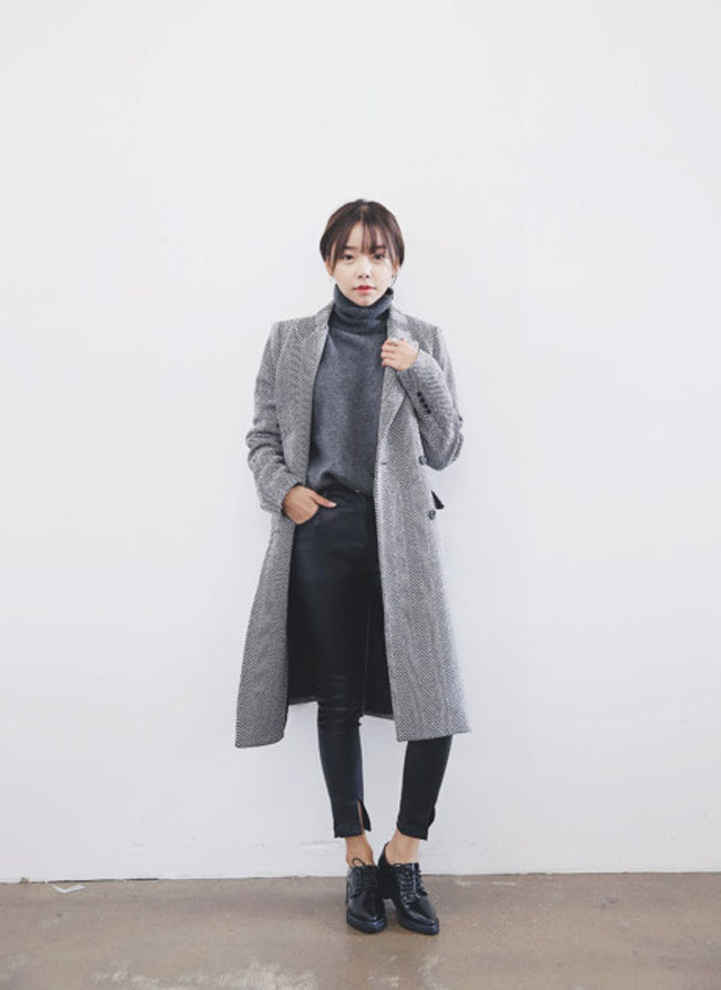 10 mẫu áo khoác thu đông cho teen 20172