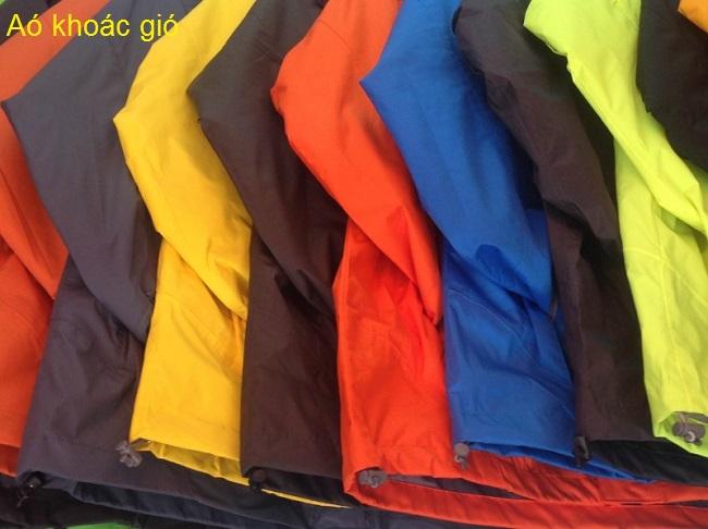 Đồng phục áo khoác gió - Công ty may đồng phục Mantis