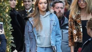 Điểm bộ sưu tập áo khoác hoodie của Gigi Hadid