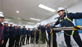 An toàn lao động với đồng phục công nhân Mantis