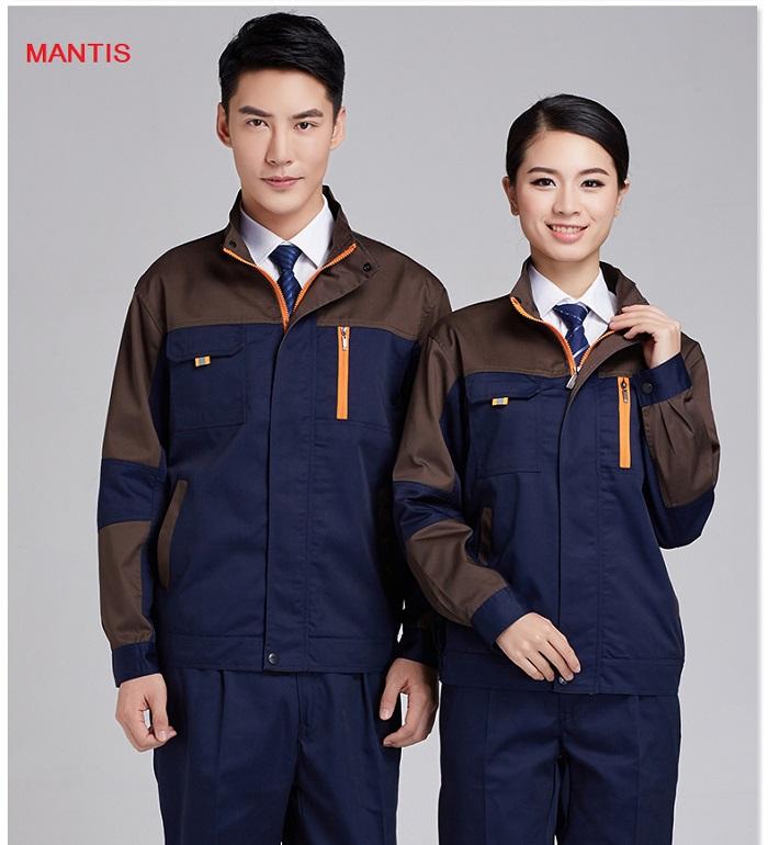 Công ty may đồng phục áo khoác công nhân tại Hà Nội