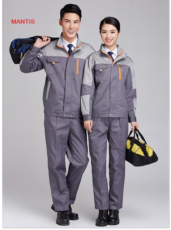 Đồng phục áo khoác công nhân