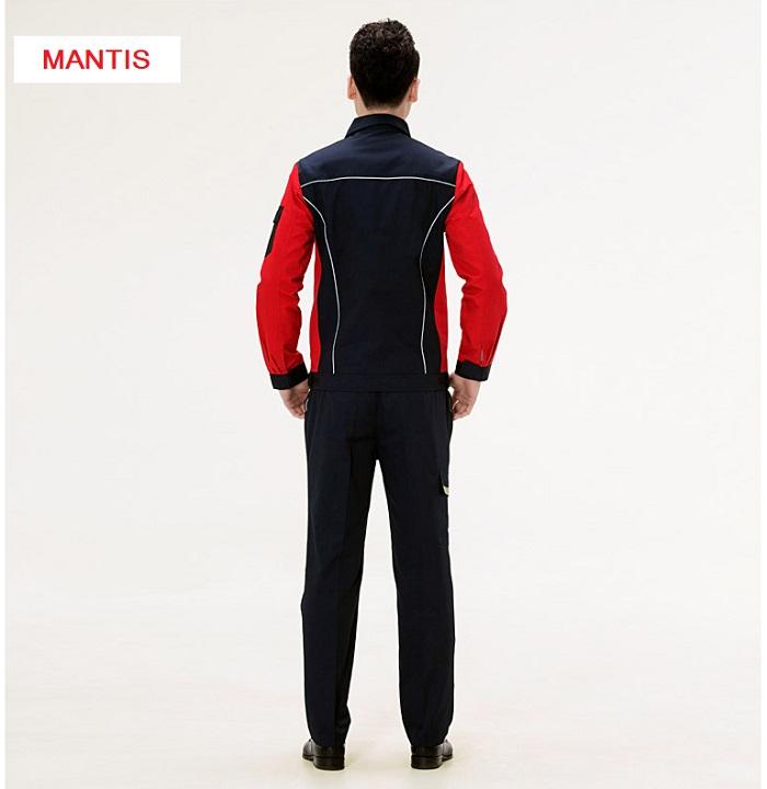 Đồng phục áo khoác kỹ sư 2