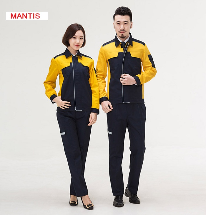 Đồng phục áo khoác kỹ sư 3