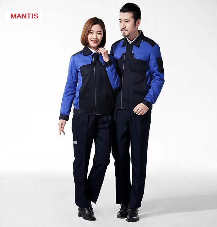 Đồng phục áo khoác kỹ sư 6