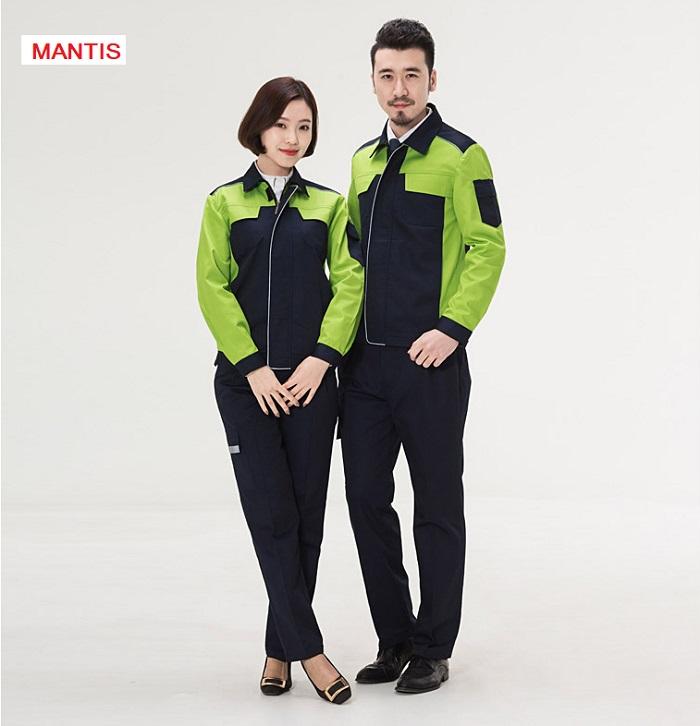 Đồng phục áo khoác kỹ sư 4