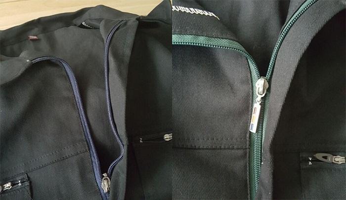 Đồng phục bảo hộ cho công nhân, chống nhiệt, chống thấm nước