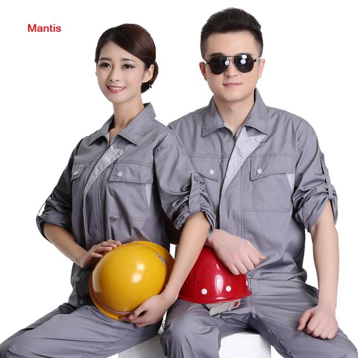 Đồng phục công nhân cơ khí rẻ