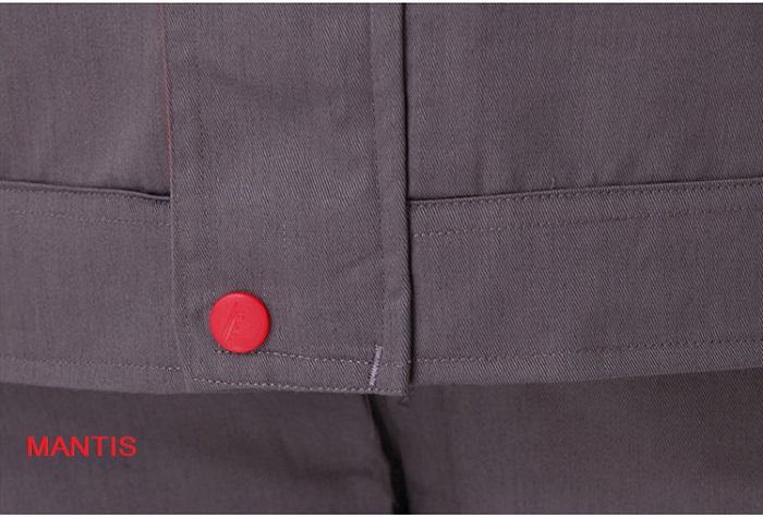 Quần áo công nhân xây dựng giá rẻ - Mantis