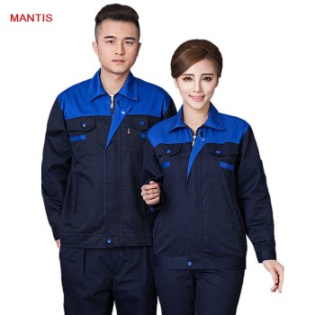 Đồng phục công nhân xây dựng, áo bảo hộ dài tay