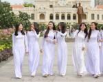 đồng phục học sinh- đồng phục áo dài