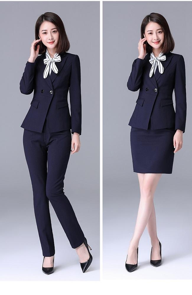 Đồng phục vest nữ đẹp cho quản lý - Đồng phục nhà hàng khách sạn