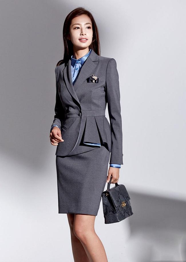 Gile len nữ đẹp cho nàng công sở thu đông 2017 - Ảnh 1