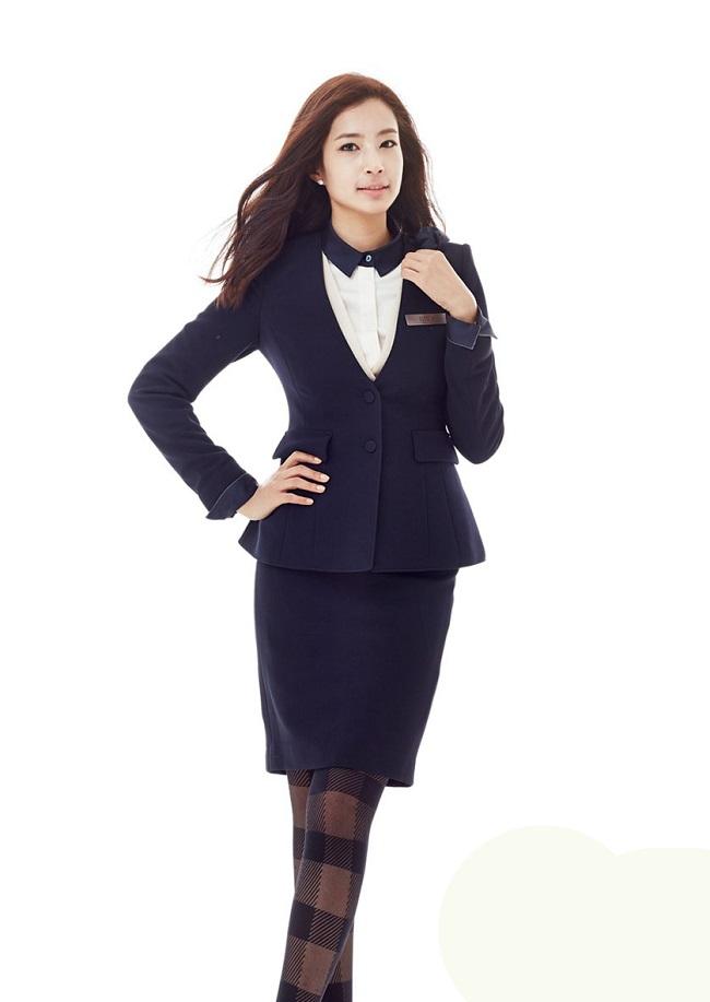 Mẫu gile nữ đẹp, set đồ đồng phục công sở nữ đẹp 2017 - Ảnh mẫu 5
