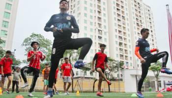 Giải bóng đá học sinh THPT Hà Nội 2017 đạt kỷ lục với 70 trường tham dự