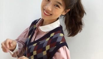 Cô nàng sành điệu trong nắng thu với áo gile len mượn của bà