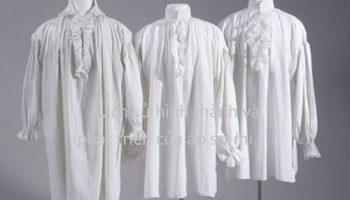 Lịch sử ra đời và phát triển của áo sơ mi
