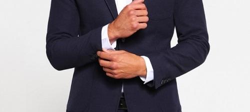 Nguyên tắc vàng khi mặc vest