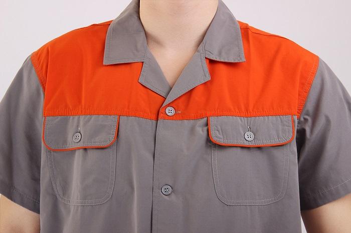 áo công nhân rẻ đẹp