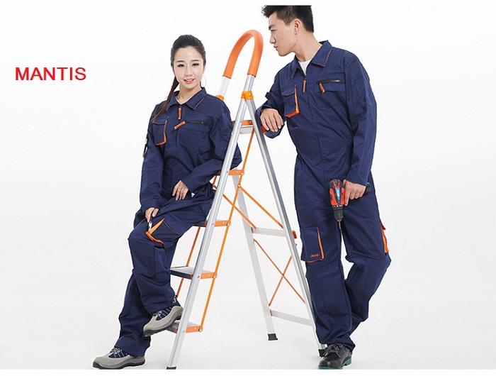Đồng phục công nhân nam nữ