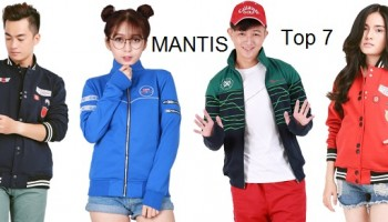 Top 7 kiểu áo khoác cho teen phong cách mùa thu đông 2017