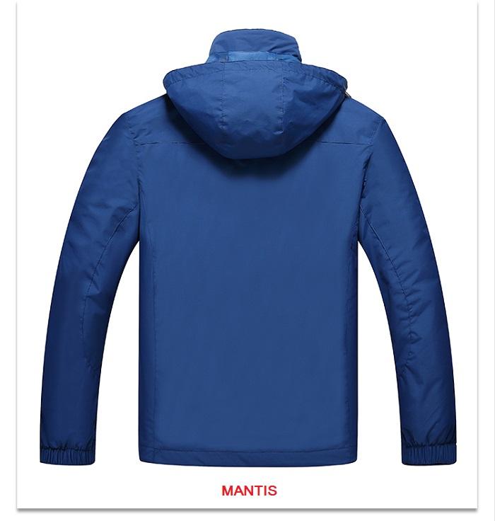 Mẫu áo khoác gió đồng phục công sở
