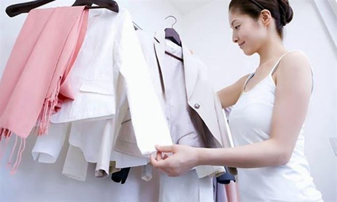cách giặt, bảo quản áo khoác nhanh và hiệu quả