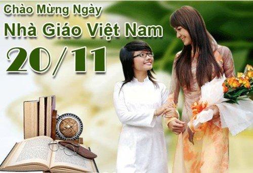 10 lời chúc hay và ý nghĩa trong ngày nhà giáo Việt Nam 20 - 11. Ảnh 1