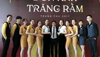 Đồng phục nhà hàng khách sạn Mường Thanh
