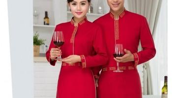 Đồng phục nhân viên phục vụ bàn đẹp
