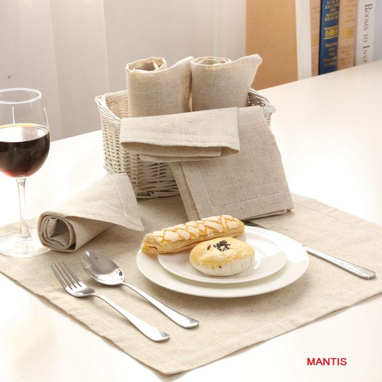 Khăn napkin dùng cho các nhà hàng, khách sạn cao cấp