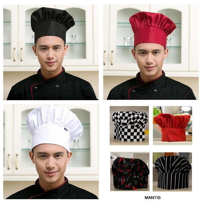 Quý khách có nhu cầu mua mũ đầu bếp ở Hà Nội vui lòng liên hệ với Mantis