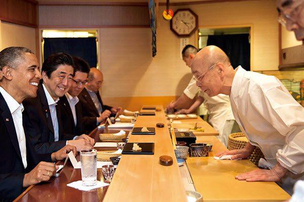 Đầu bếp Jiro Ono điều hành nhà hàng 3 sao Michelin nổi tiếng tại Nhật Bản