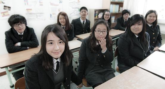 Đồng phục trường trung học Gwangju