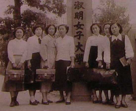 Quá trình hình thành và phát triển đồng phục học sinh Hàn Quốc.