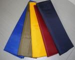 vải gió polyeste may đồng phục học sinh.