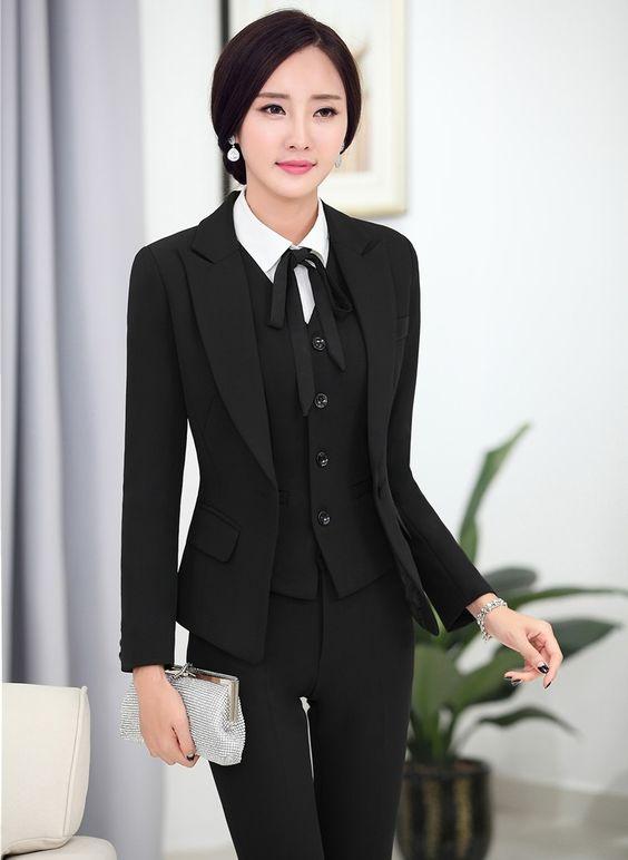 mẫu đồng phục công sở nữ đẹp