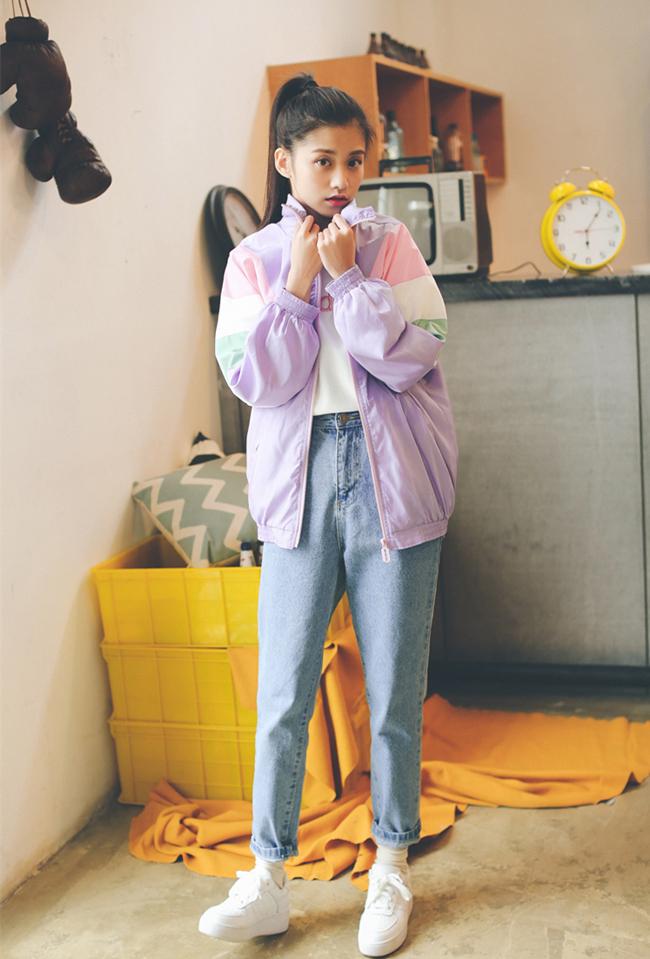 10 Mẫu áo khoác đi chơi noel cho teen đẹp nhất 201718