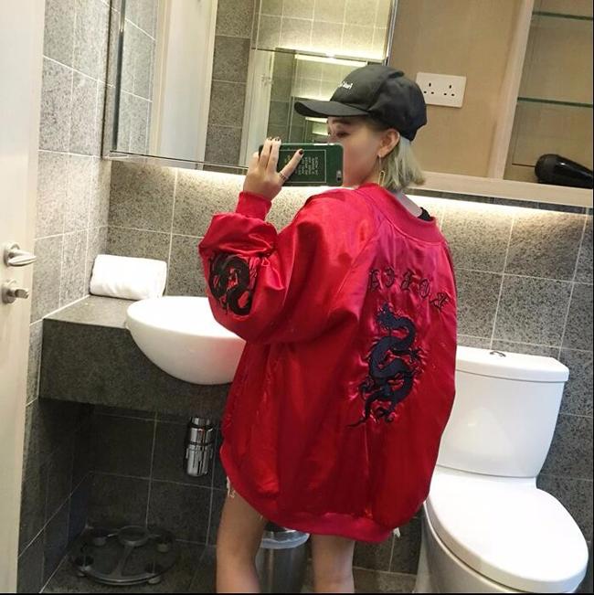 10 Mẫu áo khoác đi chơi noel cho teen đẹp nhất 201717