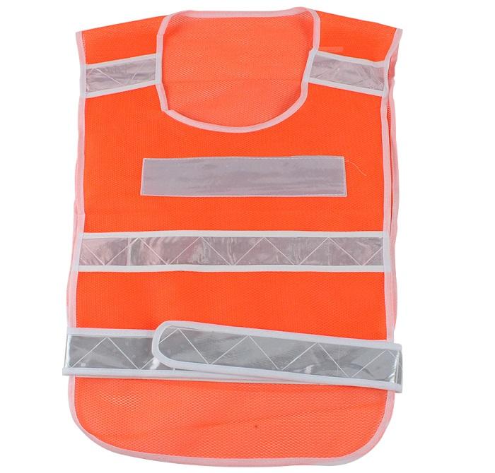 Đồng phục áo gile lưới có phản quang