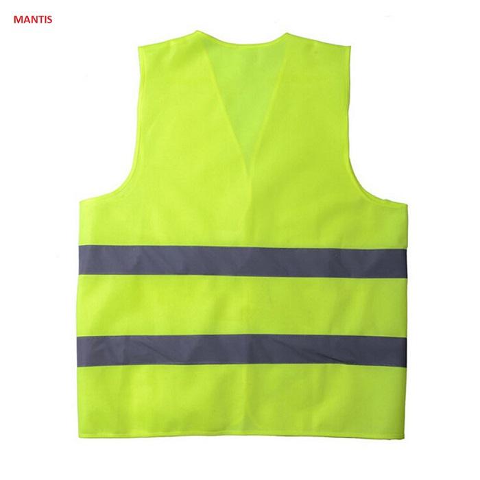 Đồng phục áo gile phản quang