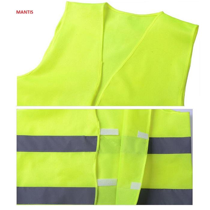 Hình ảnh áo gile phản quang