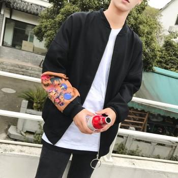 Đồng phục áo khoác học sinh Hàn Quốc