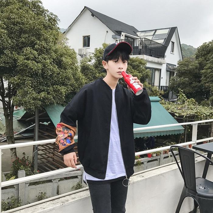 Mẫu áo khoác học sinh Hàn Quốc đẹp