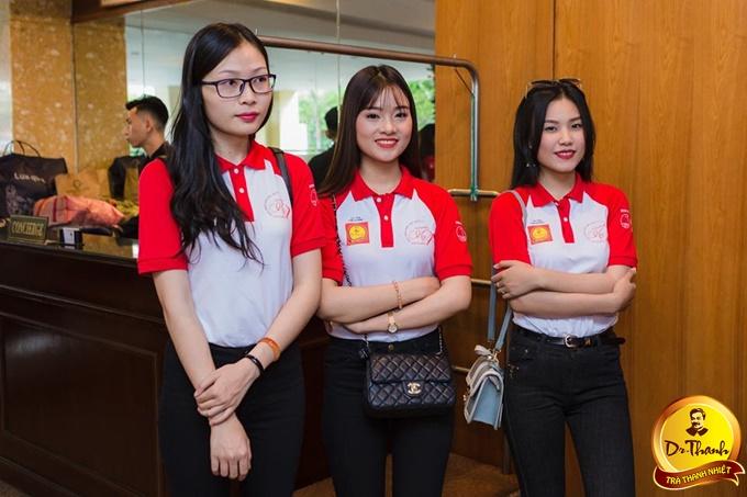đồng phục áo phông sinh viên