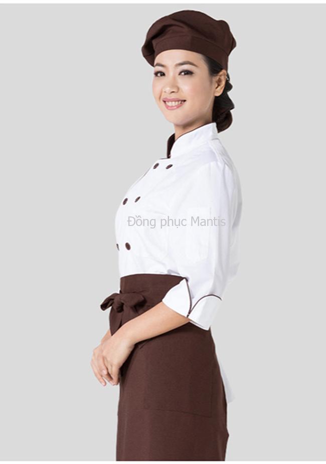 áo bếp bán sẵn nữ